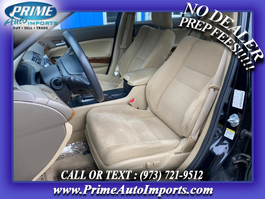 Used Honda Accord Sdn 4dr I4 Auto EX 2010 | Prime Auto Imports. Bloomingdale, New Jersey