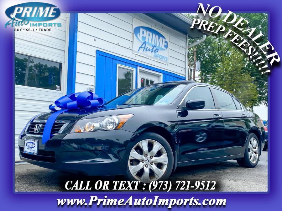 Used 2010 Honda Accord Sdn in Bloomingdale, New Jersey | Prime Auto Imports. Bloomingdale, New Jersey