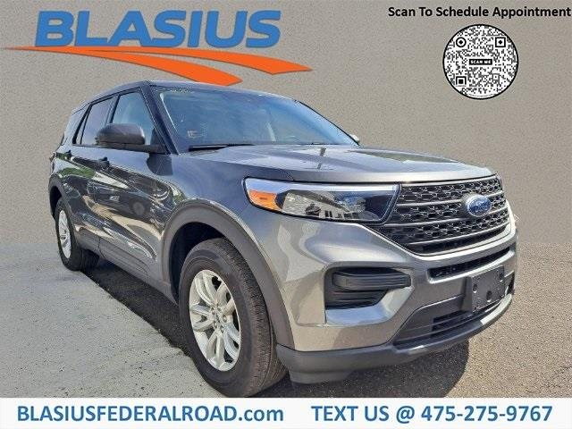 Used Ford Explorer Base 2021 | Blasius Federal Road. Brookfield, Connecticut
