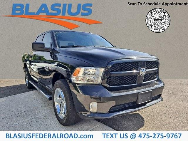 Used Ram 1500 Express 2017   Blasius Federal Road. Brookfield, Connecticut