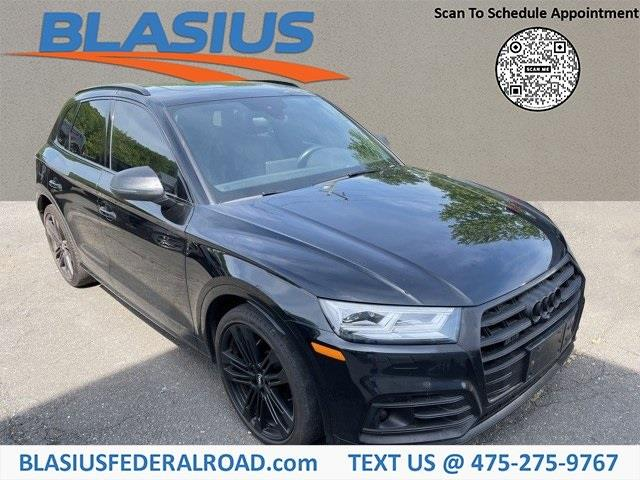 Used Audi Sq5 3.0T Prestige 2018   Blasius Federal Road. Brookfield, Connecticut