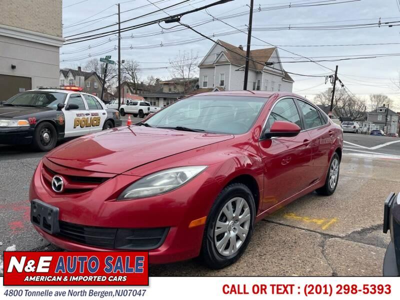 Used Mazda Mazda6 4dr Sdn Auto i Sport 2011 | N&E Auto Sale LLC. North Bergen, New Jersey