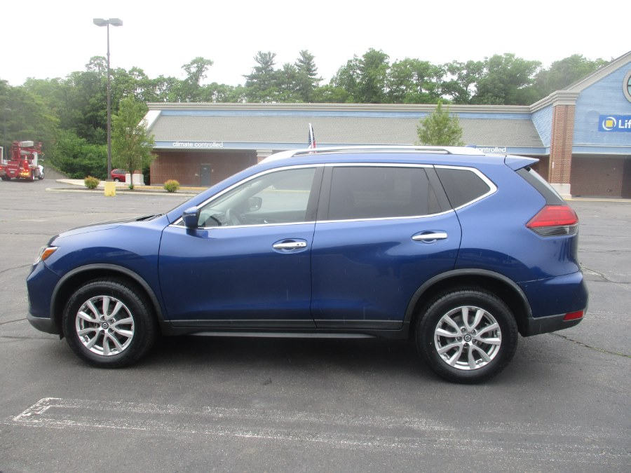 Used Nissan Rogue AWD SV 2017 | Universal Motors LLC. New Britain, Connecticut