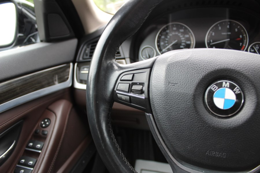 2015 BMW 5 Series 4dr Sdn 535i xDrive AWD, available for sale in Great Neck, NY