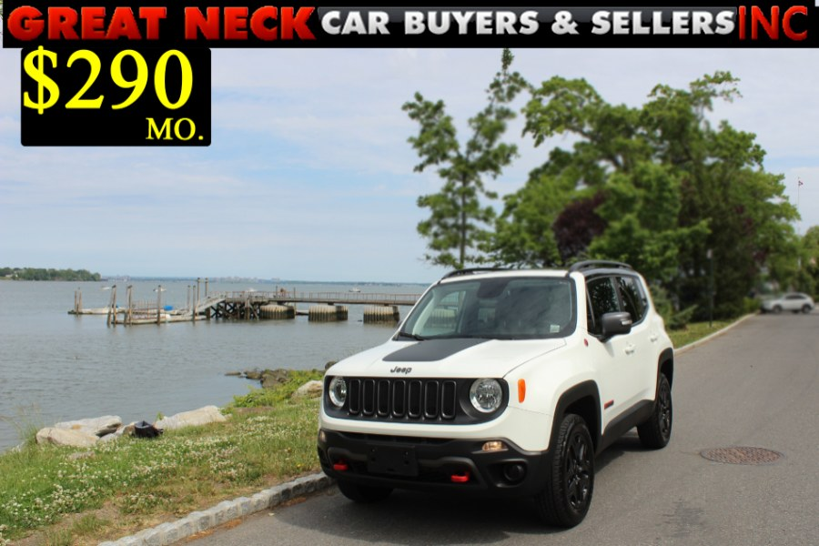 Used 2018 Jeep Renegade in Great Neck, New York