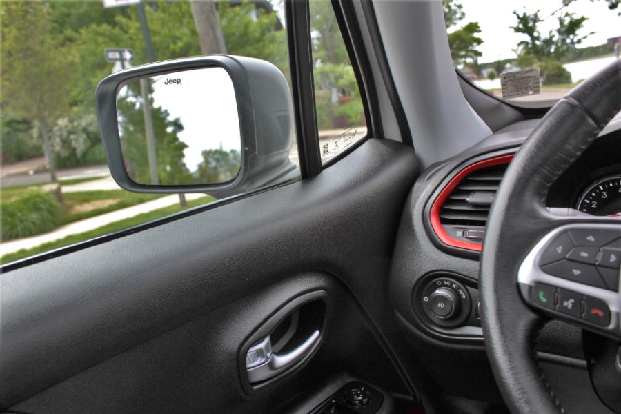 2018 Jeep Renegade Trailhawk 4x4, available for sale in Great Neck, NY