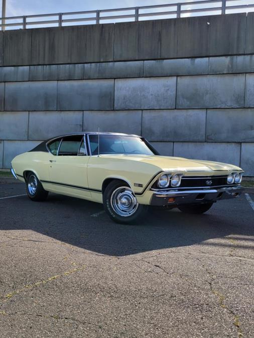 Used Chevrolet Chevelle SS 396 SS 396 1968 | Tony's Auto Sales. Waterbury, Connecticut