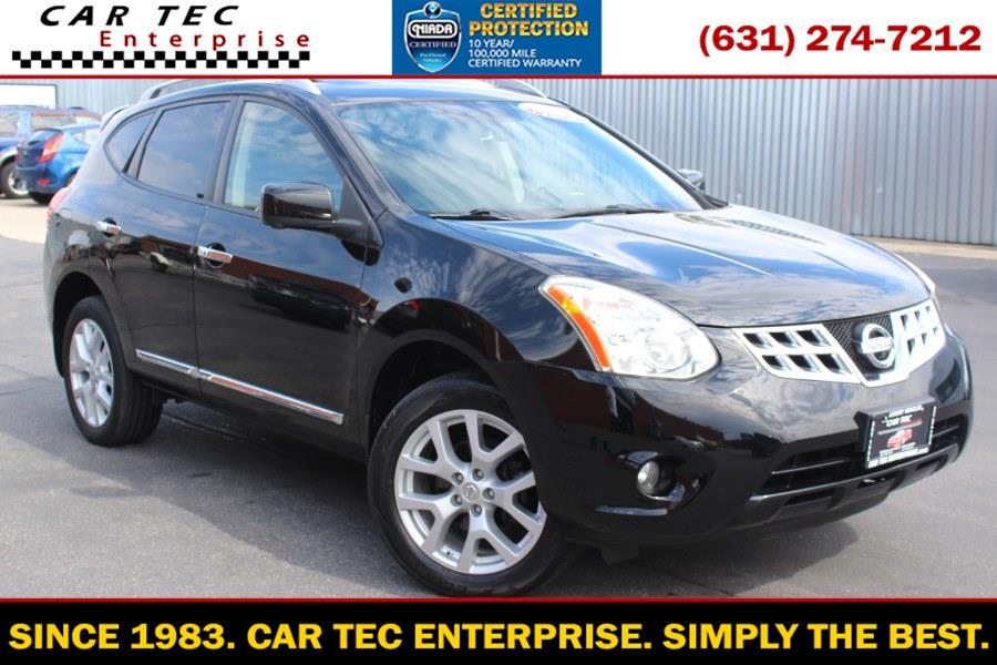 Used Nissan Rogue AWD 4dr SL 2013 | Car Tec Enterprise Leasing & Sales LLC. Deer Park, New York