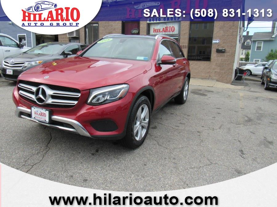 Used 2018 Mercedes-Benz GLC in Worcester, Massachusetts | Hilario's Auto Sales Inc.. Worcester, Massachusetts