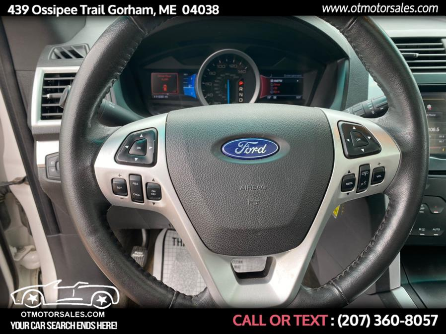 Used Ford Explorer 4WD 4dr XLT 2012 | Ossipee Trail Motor Sales. Gorham, Maine