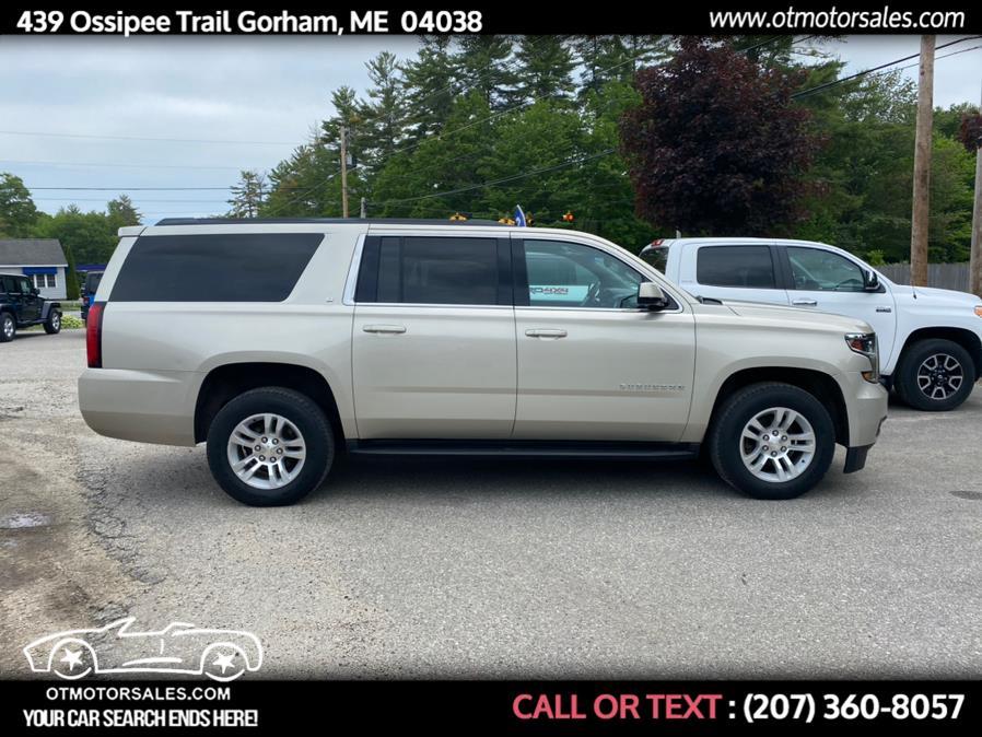 Used 2015 Chevrolet Suburban in Gorham, Maine   Ossipee Trail Motor Sales. Gorham, Maine