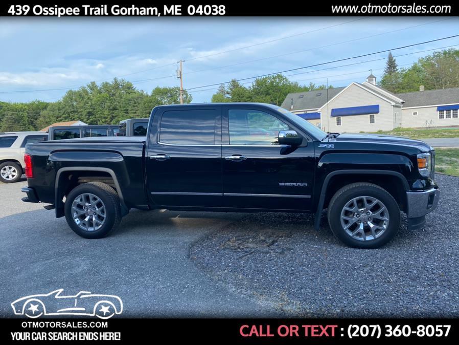 Used 2015 GMC Sierra 1500 in Gorham, Maine | Ossipee Trail Motor Sales. Gorham, Maine