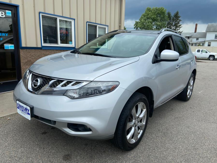 Used 2014 Nissan Murano in East Windsor, Connecticut   Century Auto And Truck. East Windsor, Connecticut