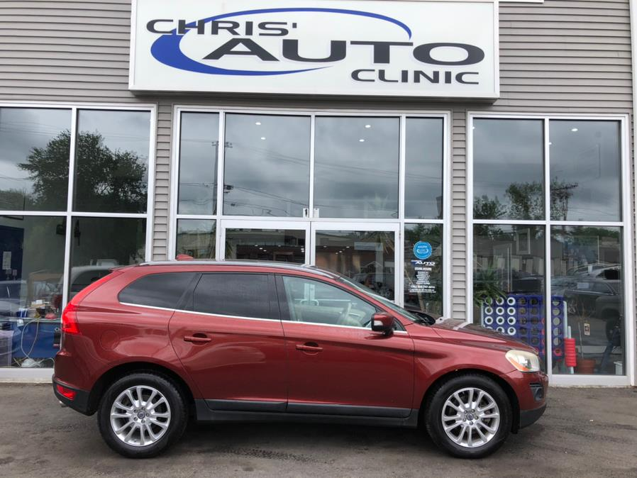 Used Volvo XC60 AWD 4dr 3.0T w/Moonroof 2010 | Chris's Auto Clinic. Plainville, Connecticut