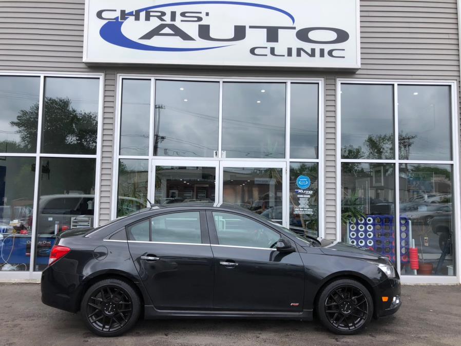 Used Chevrolet Cruze 4dr Sdn LTZ 2014 | Chris's Auto Clinic. Plainville, Connecticut
