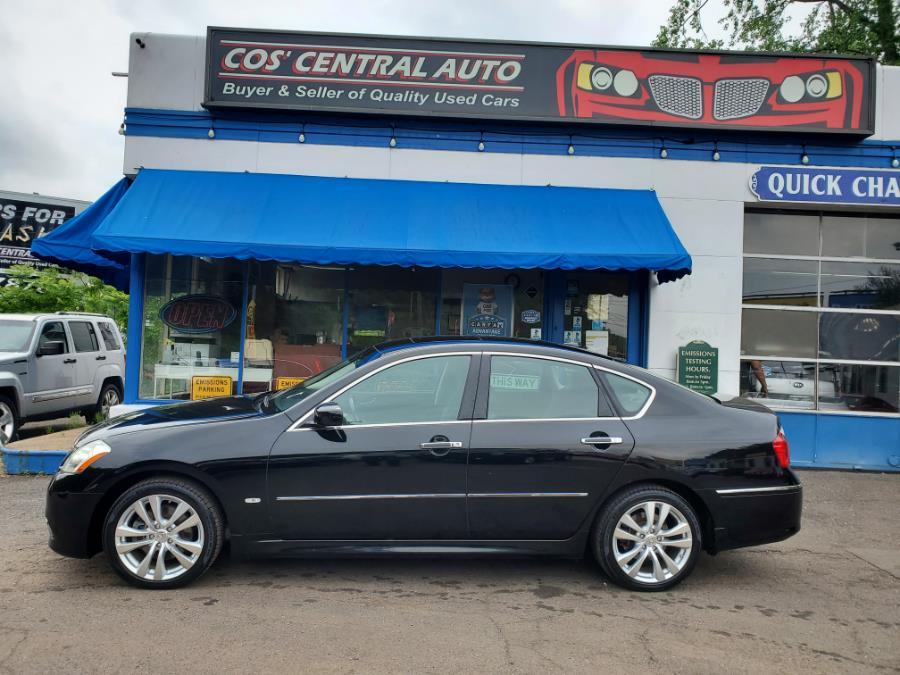 Used 2009 Infiniti M45 in Meriden, Connecticut | Cos Central Auto. Meriden, Connecticut