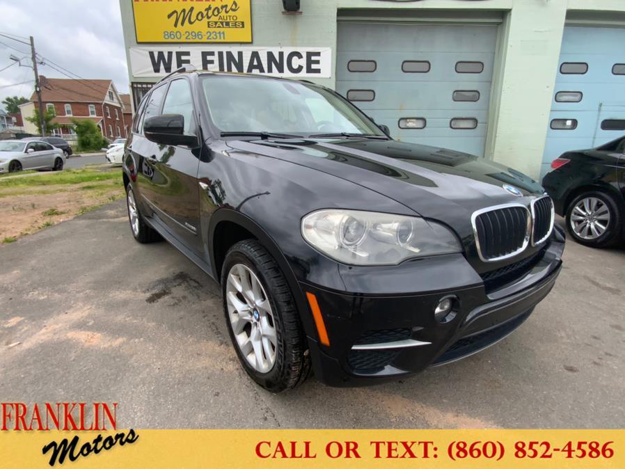 Used 2012 BMW X5 in Hartford, Connecticut | Franklin Motors Auto Sales LLC. Hartford, Connecticut