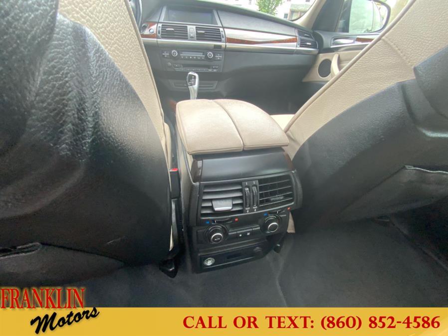 Used BMW X5 AWD 4dr 35i Premium 2012 | Franklin Motors Auto Sales LLC. Hartford, Connecticut