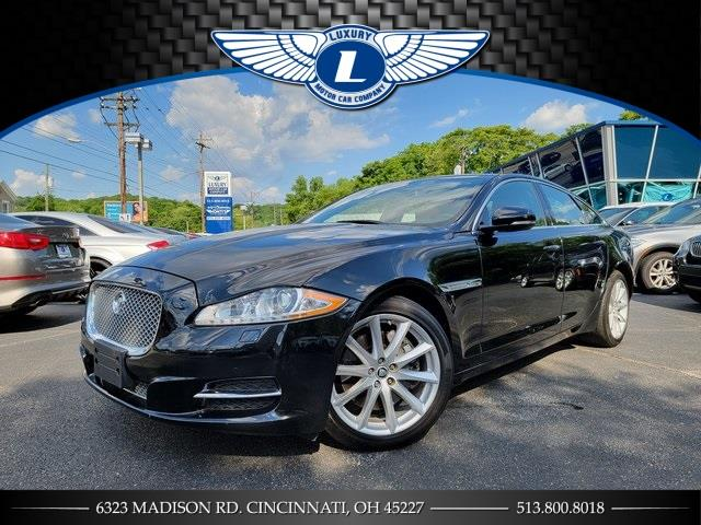 Used Jaguar Xj Base 2011   Luxury Motor Car Company. Cincinnati, Ohio