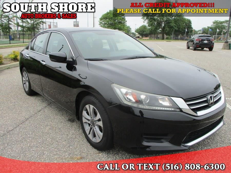 Used Honda Accord Sedan 4dr I4 CVT LX 2014 | South Shore Auto Brokers & Sales. Massapequa, New York