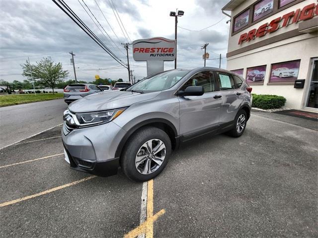 Used Honda Cr-v LX 2019   Prestige Auto Cars LLC. New Britain, Connecticut