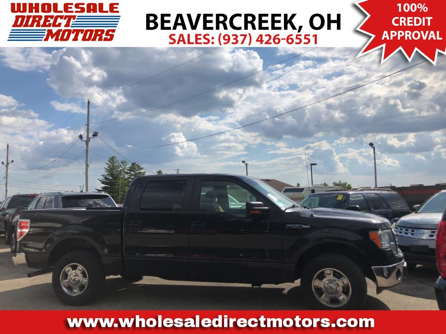 "Used Ford F-150 2WD SuperCrew 145"" XLT 2013   Wholesale Direct Motors. Beavercreek, Ohio"