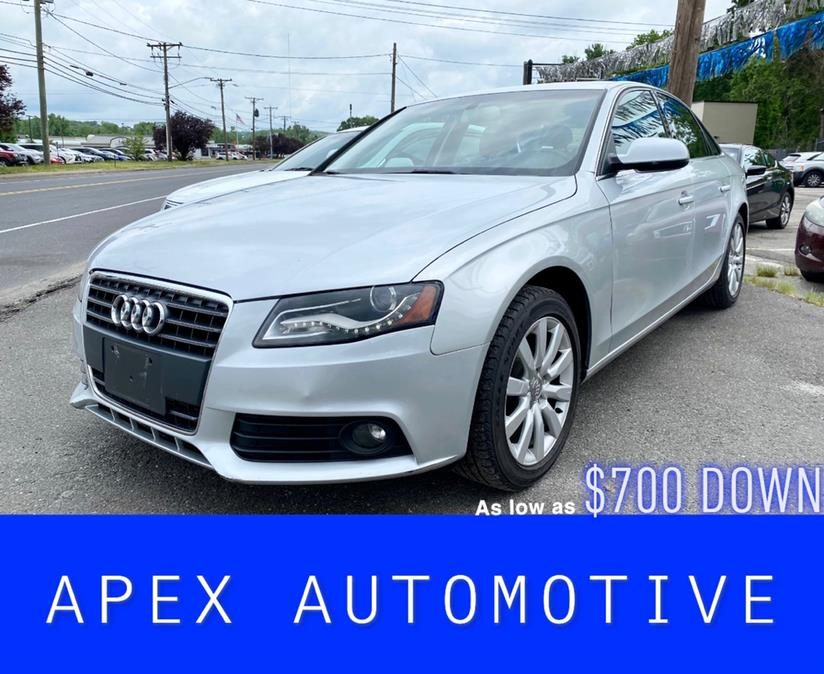 Used 2011 Audi A4 in Waterbury, Connecticut | Apex  Automotive. Waterbury, Connecticut