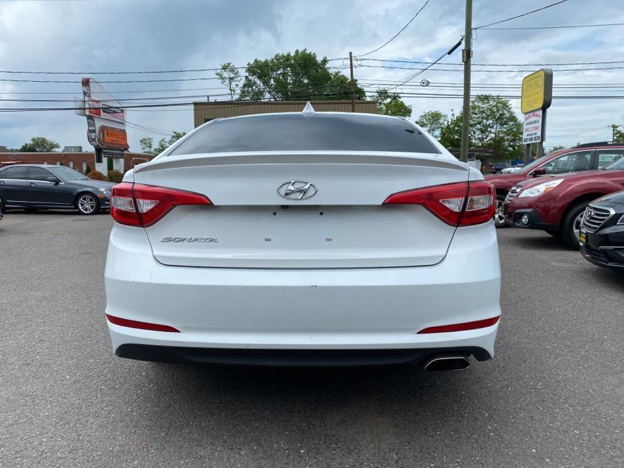 Used Hyundai Sonata SE 2.4L 2017   Auto Store. West Hartford, Connecticut