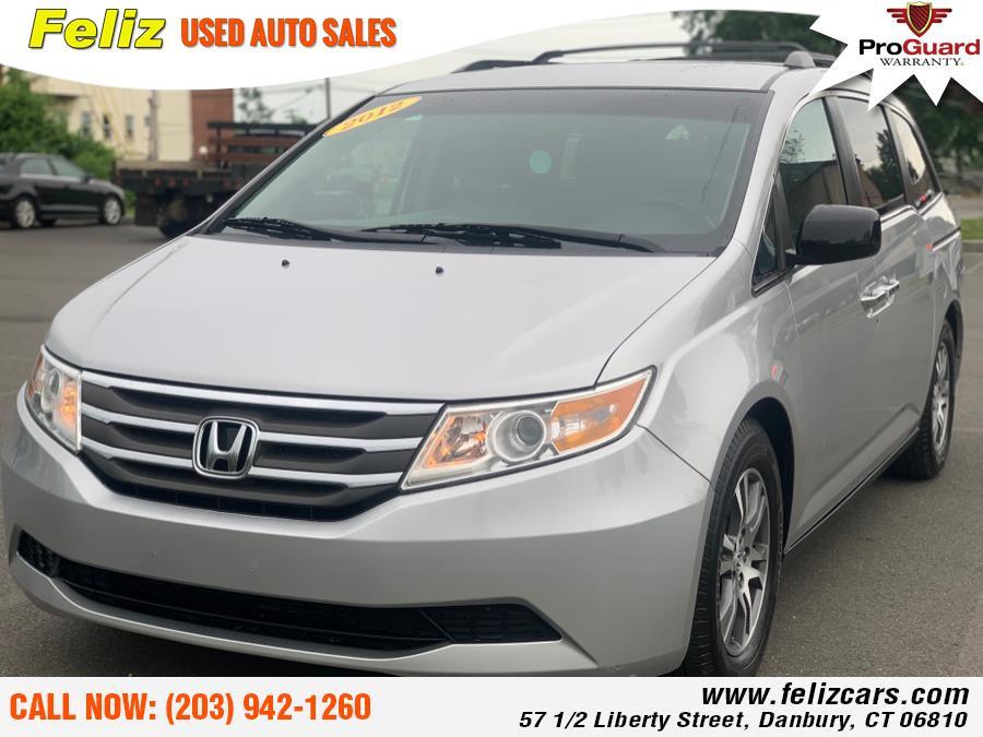 Used 2012 Honda Odyssey in Danbury, Connecticut | Feliz Used Auto Sales. Danbury, Connecticut