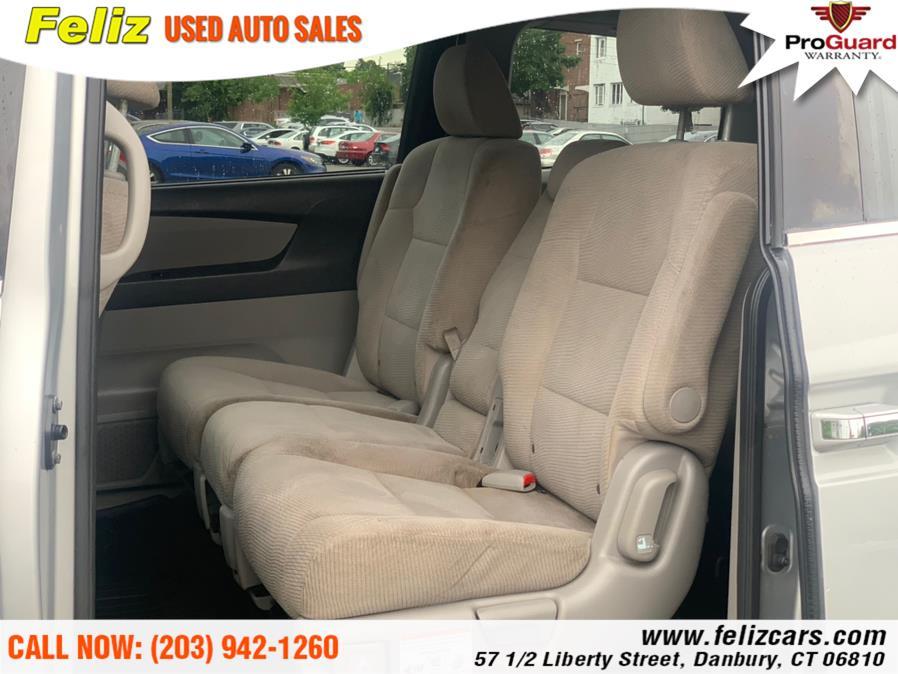 Used Honda Odyssey 5dr EX 2012 | Feliz Used Auto Sales. Danbury, Connecticut
