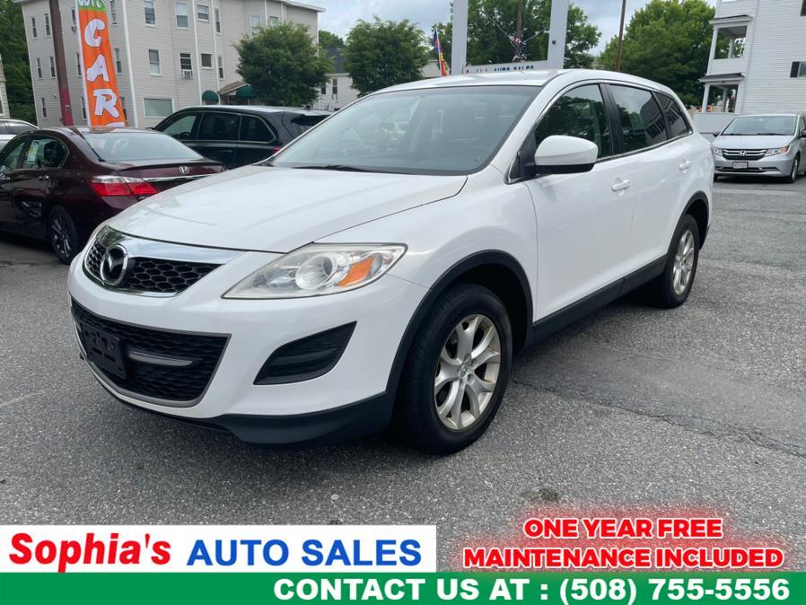 Used 2011 Mazda CX-9 in Worcester, Massachusetts | Sophia's Auto Sales Inc. Worcester, Massachusetts