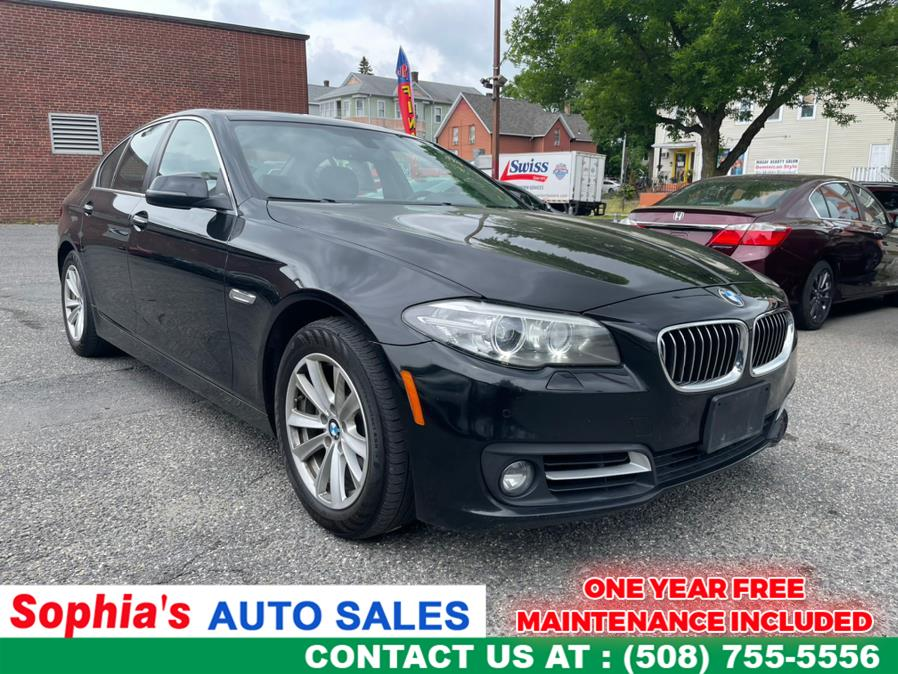 Used 2015 BMW 5 Series in Worcester, Massachusetts | Sophia's Auto Sales Inc. Worcester, Massachusetts