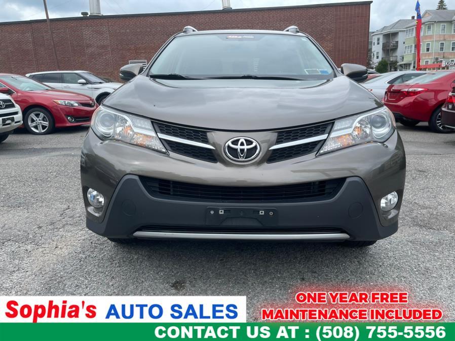 Used 2015 Toyota RAV4 in Worcester, Massachusetts | Sophia's Auto Sales Inc. Worcester, Massachusetts