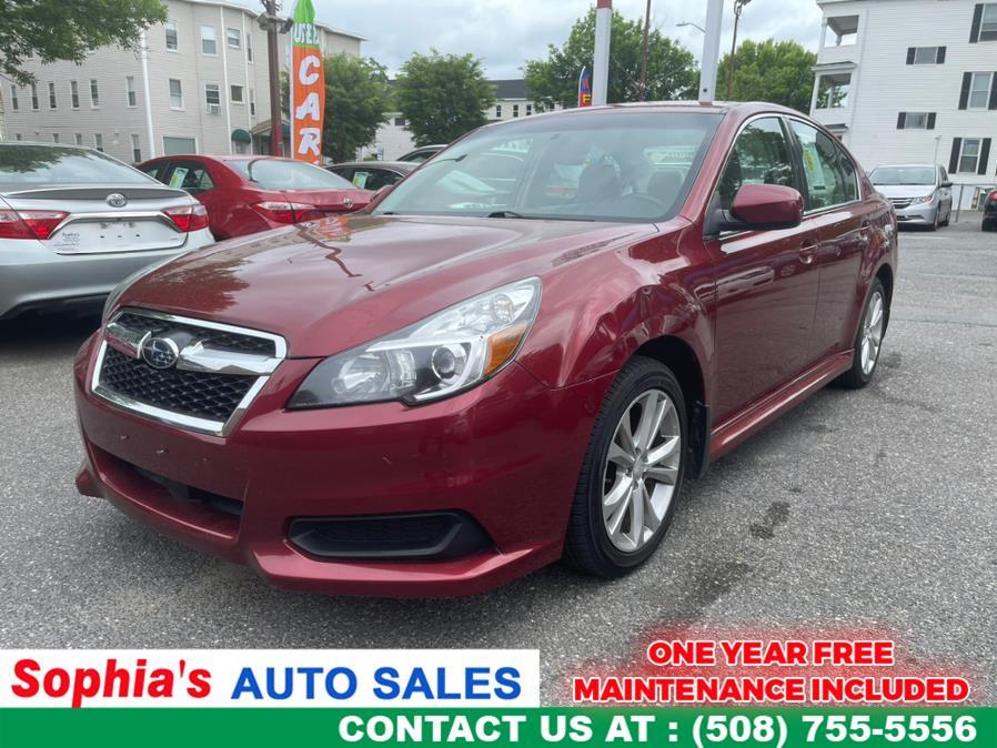 Used 2014 Subaru Legacy in Worcester, Massachusetts | Sophia's Auto Sales Inc. Worcester, Massachusetts