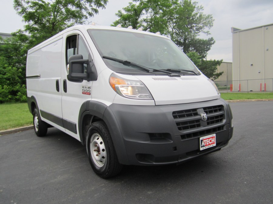 """Used Ram ProMaster Cargo Van 1500 Low Roof 136"""" WB 2016 