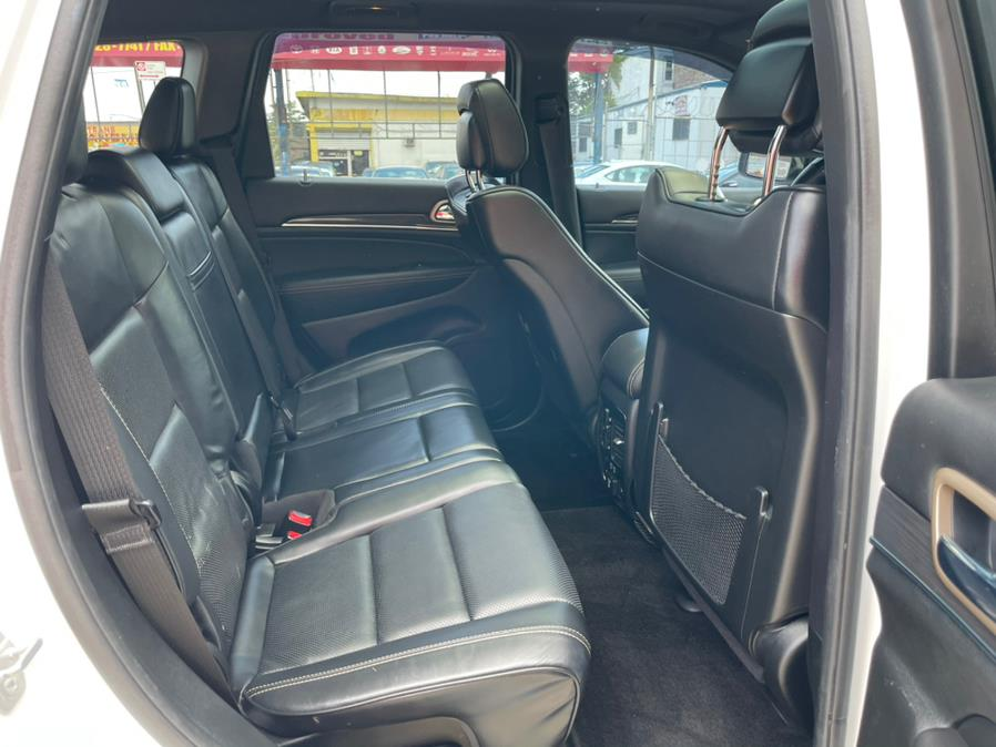 2015 Jeep Grand Cherokee 4WD 4dr Overland, available for sale in Brooklyn, NY