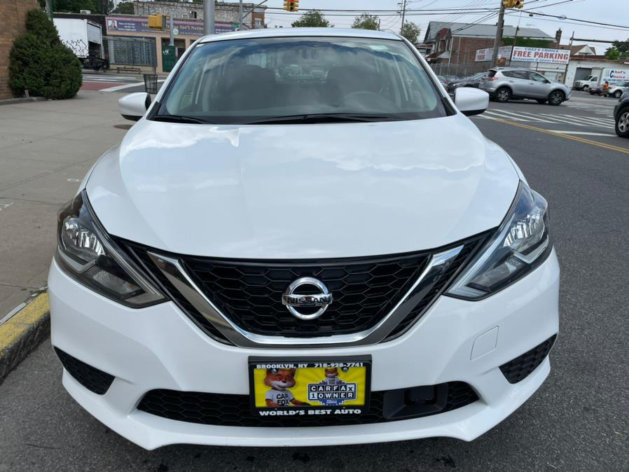 2018 Nissan Sentra SV CVT, available for sale in Brooklyn, NY