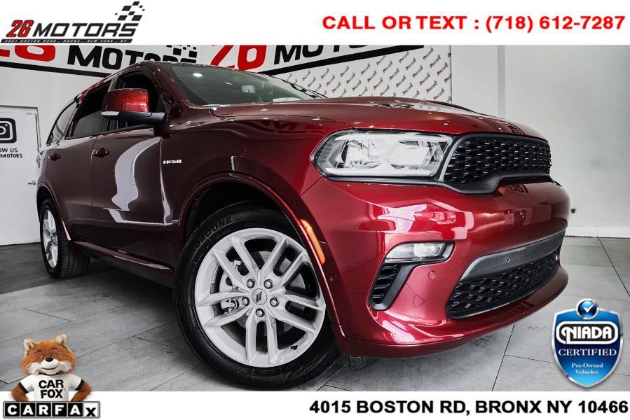 Used Dodge Durango R/T RWD 2021 | 26 Motors Corp. Bronx, New York