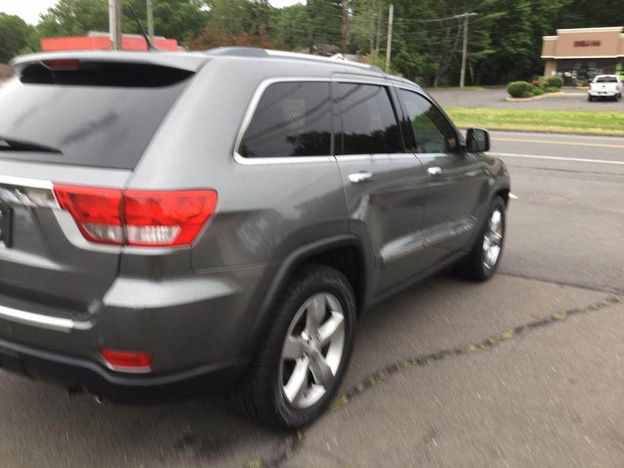 Used Jeep Grand Cherokee 4WD 4dr Overland 2011 | L&S Automotive LLC. Plantsville, Connecticut
