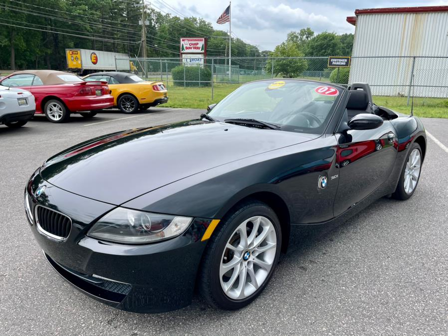 Used BMW Z4 Z4 2dr Roadster 3.0i 2006   Mike And Tony Auto Sales, Inc. South Windsor, Connecticut