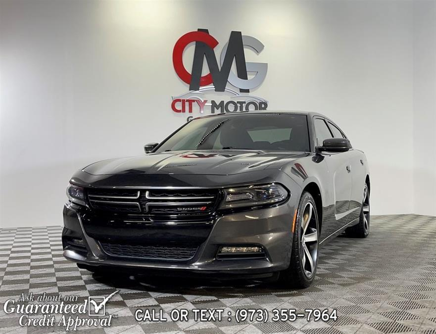 Used 2017 Dodge Charger in Haskell, New Jersey | City Motor Group Inc.. Haskell, New Jersey