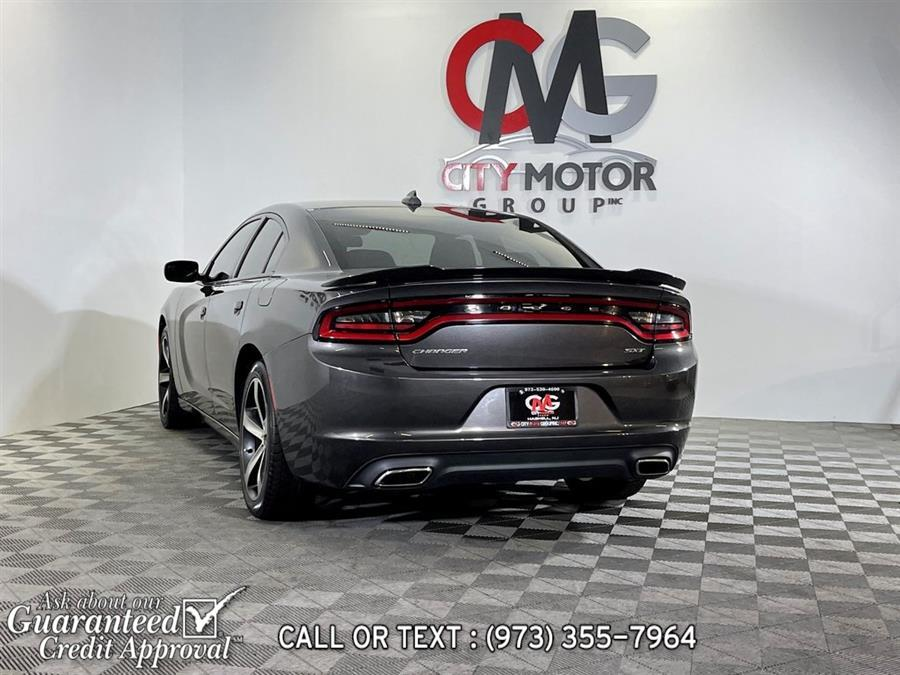 Used Dodge Charger SXT 2017   City Motor Group Inc.. Haskell, New Jersey