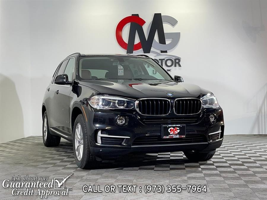 Used BMW X5 xDrive35i 2015 | City Motor Group Inc.. Haskell, New Jersey