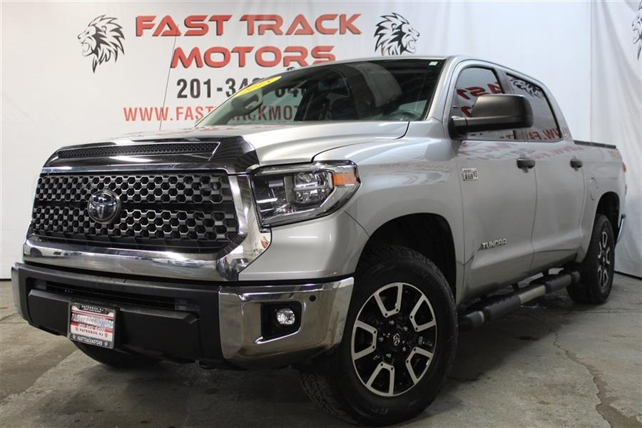 Used Toyota Tundra CREWMAX SR5 2018   Fast Track Motors. Paterson, New Jersey