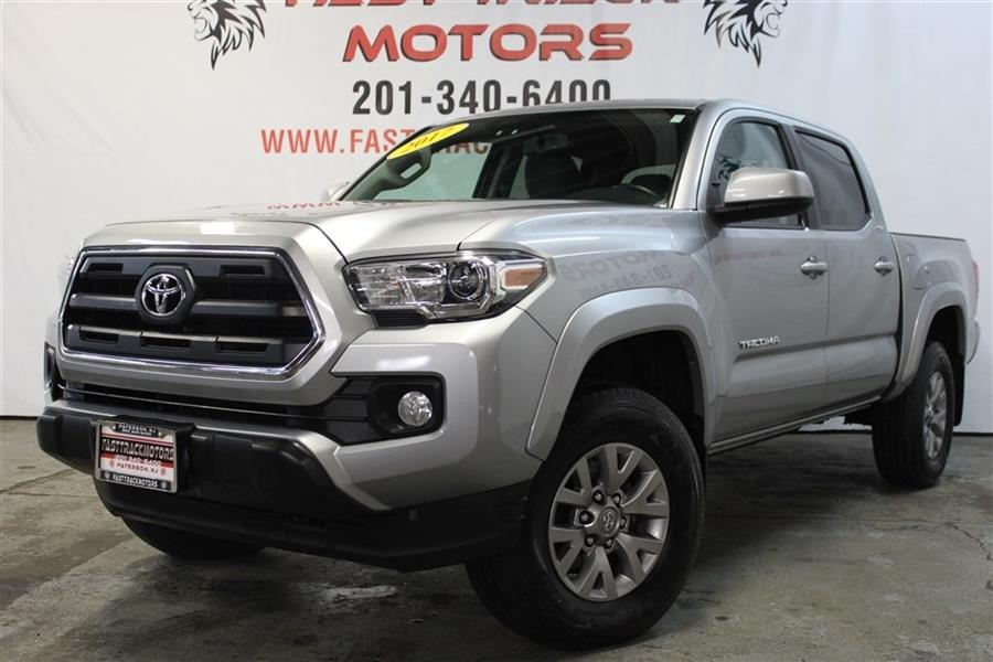 Used Toyota Tacoma DOUBLE CAB 2017   Fast Track Motors. Paterson, New Jersey