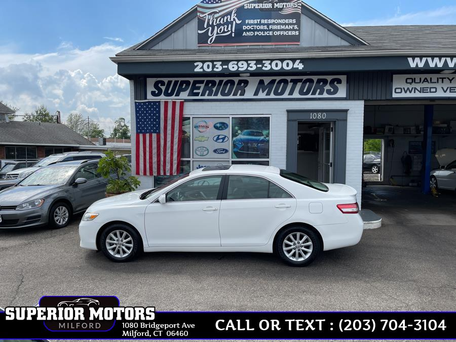 Used 2011 Toyota CAMRY CAMRY XLE in Milford, Connecticut | Superior Motors LLC. Milford, Connecticut