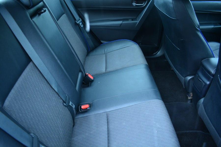 Used Toyota Corolla SE CVT (Natl) 2017 | Longmeadow Motor Cars. ENFIELD, Connecticut