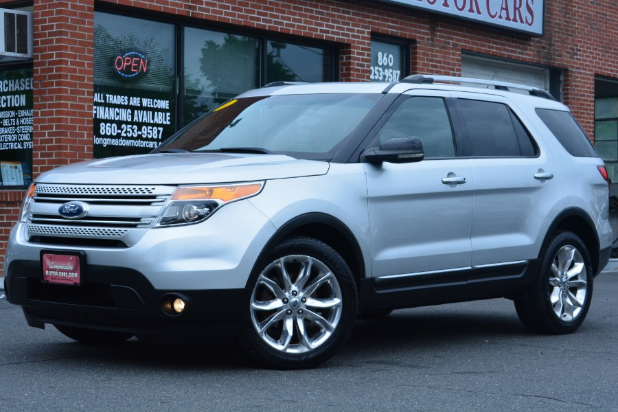 Used 2011 Ford Explorer in ENFIELD, Connecticut | Longmeadow Motor Cars. ENFIELD, Connecticut