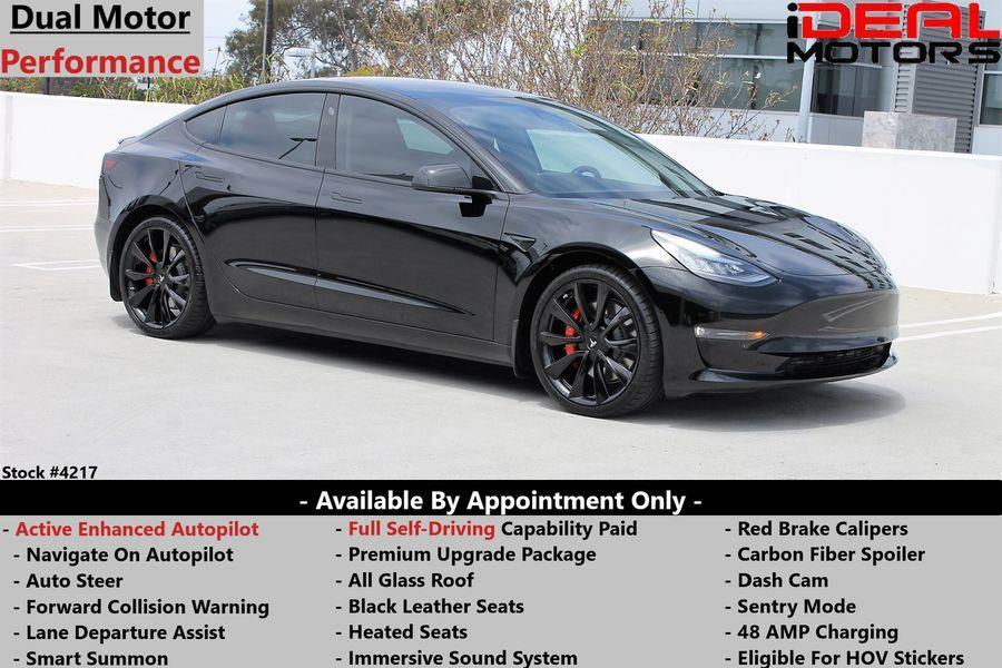 Used 2019 Tesla Model 3 in Costa Mesa, California | Ideal Motors. Costa Mesa, California