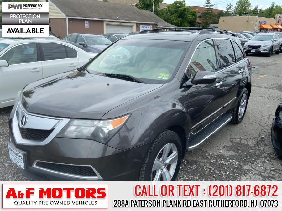 Used 2010 Acura MDX in East Rutherford, New Jersey | A&F Motors LLC. East Rutherford, New Jersey